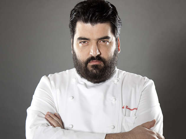 Chef Antonino Cannavacciuolo