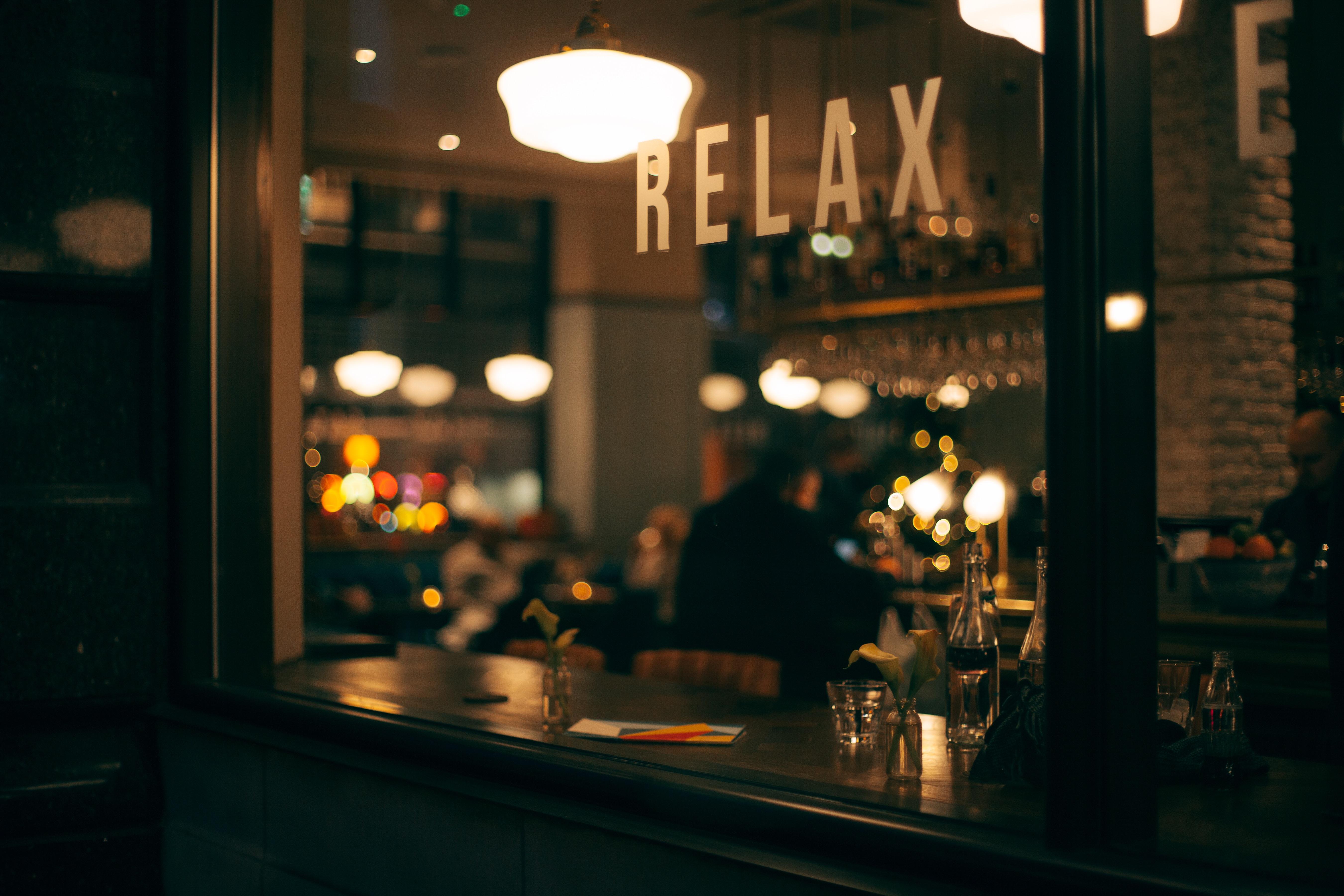 sette modi per rendere un locale cool, quindi accessibile