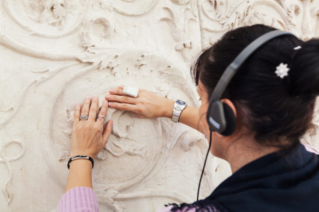 ART FOR THE BLIND_Museo Ara Pacis (4)