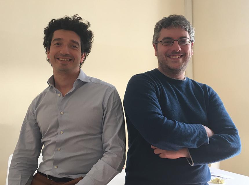 Marco Scarselli e Lapo Cecconi, Kinoa Srl