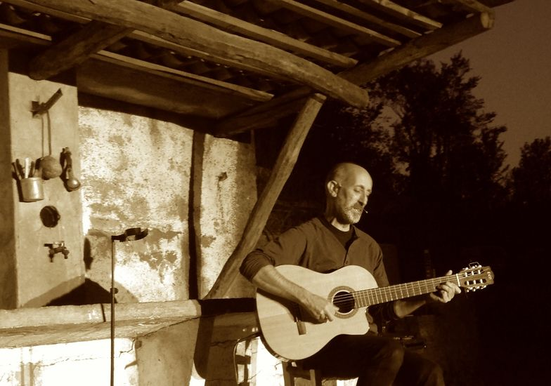 Fabrizio Pugliese, performance Transumanze