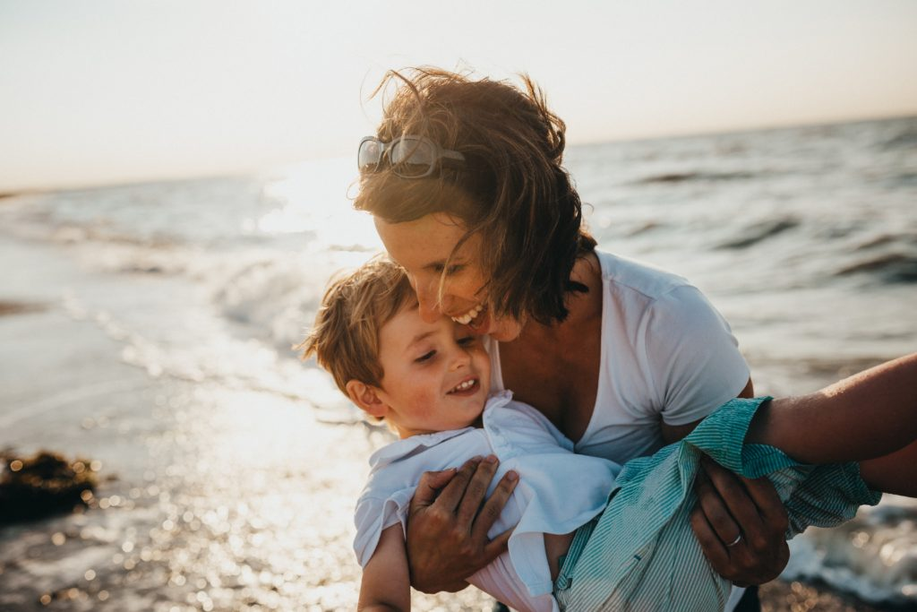 spiagge adatte a famiglie