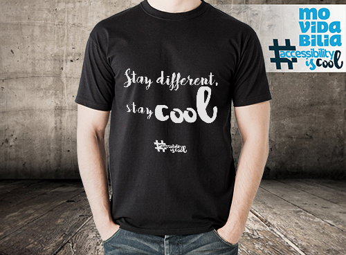 STAY DIFFERENT, STAY COOL