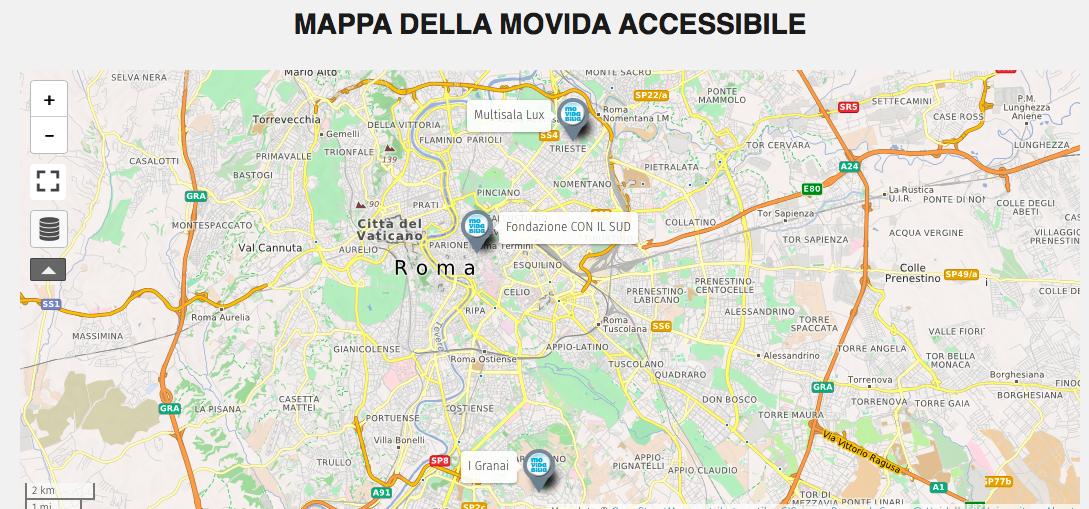 dettaglio mappa dell_accessibilità _area lazio_movidavbilia
