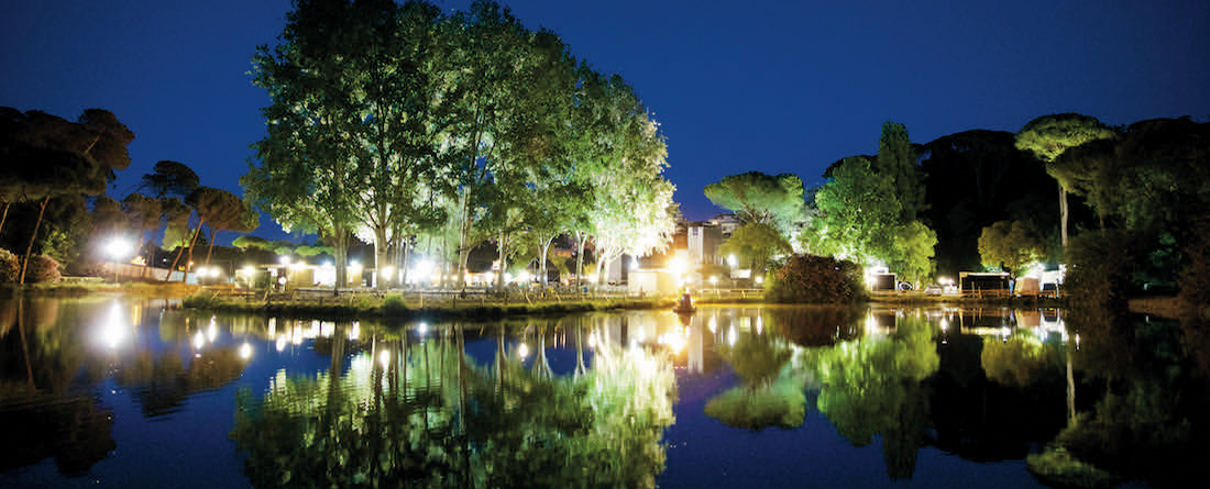 concerto nella manifestazione Festival villa Ada - Roma incontra il mondo