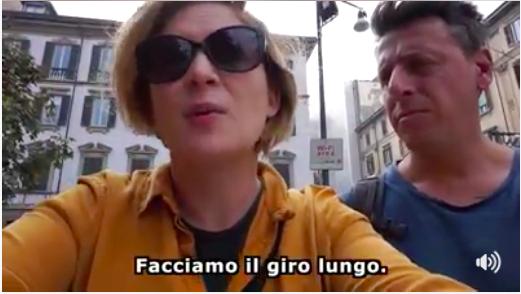 the pozzolis family - movidabilia - facciamo il giro lungo