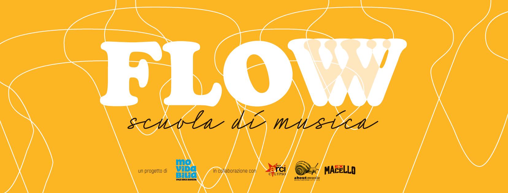 flow - locandina del progetto