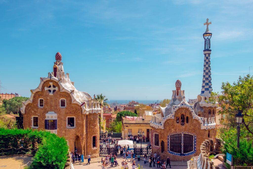 parc Guell Barcellona viaggi accessibili