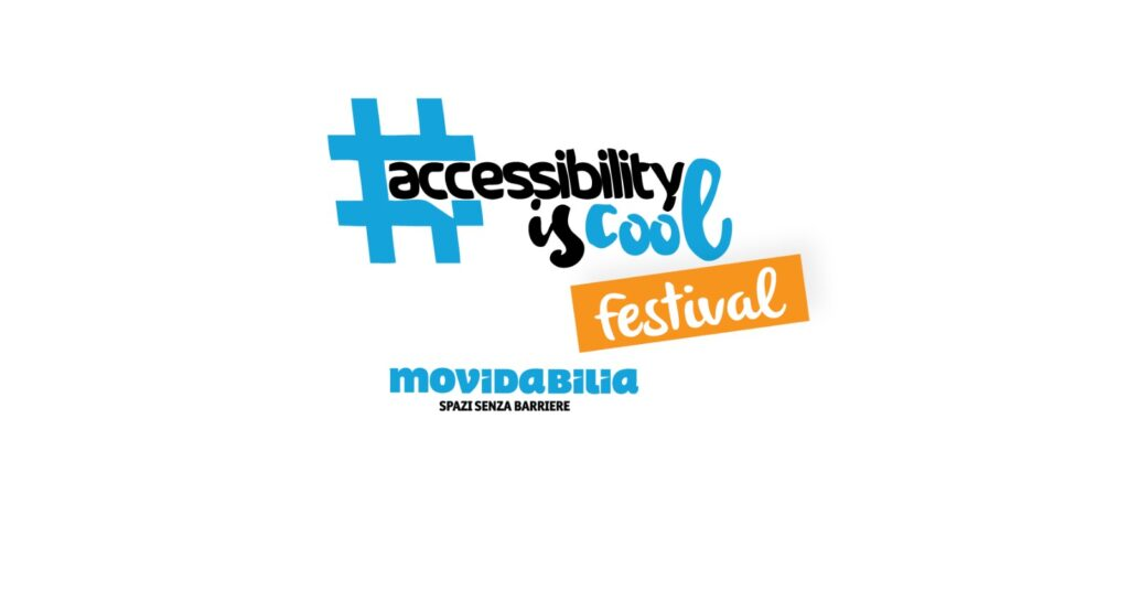 logo ACCESSIBILTY IS COOL FESTIVAL