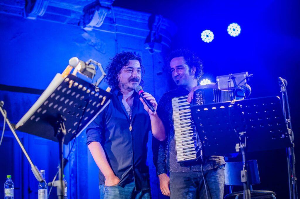 antonio oliveti Direttore Taranto Jazz FEstival